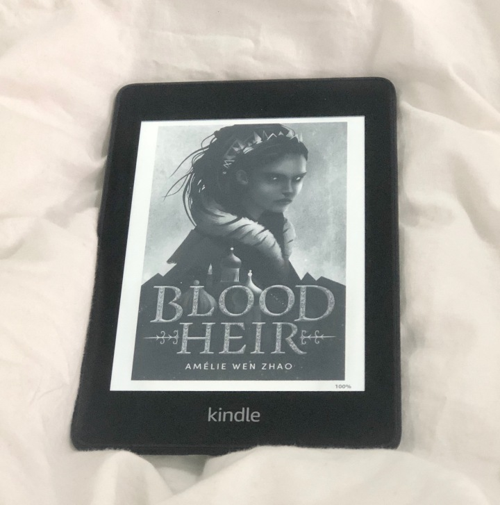 Review – Blood Heir by Amélie WenZhao