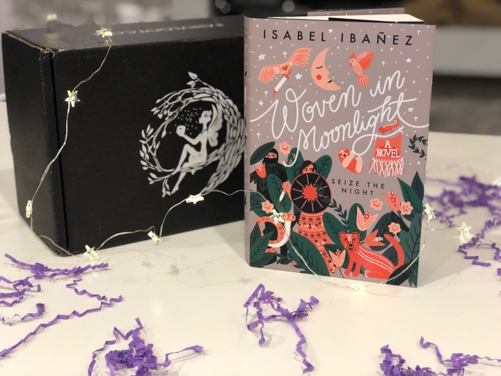 Review – Woven in Midnight by Isabel Ibañez