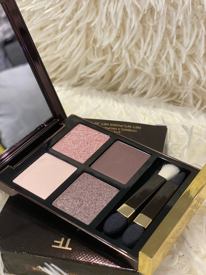 Tom Ford Eye Color Quad Eyeshadow Palette – Seductive Rose