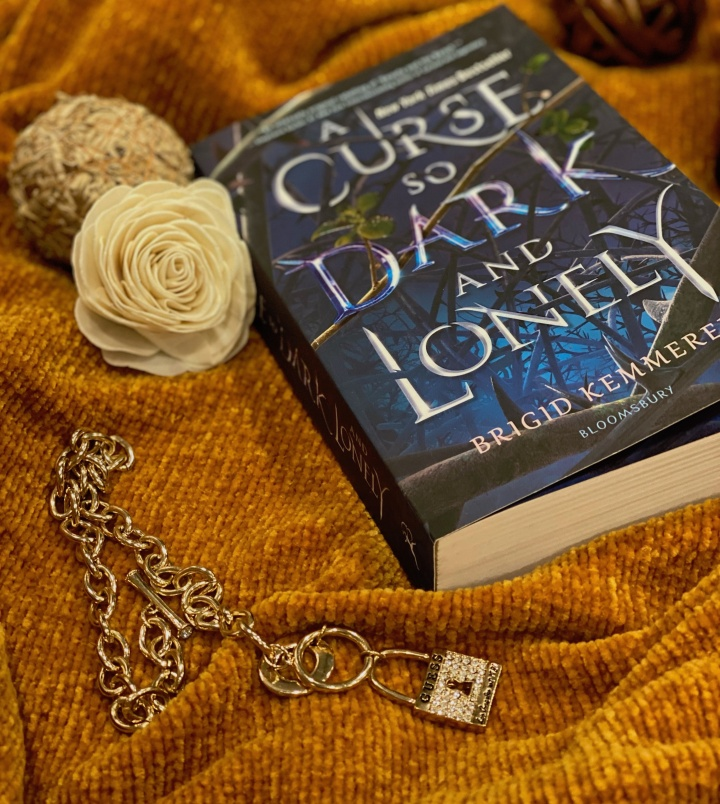 Review – A Curse so Dark and Lonely (Cursebreakers #1) by Brigid Kemmerer